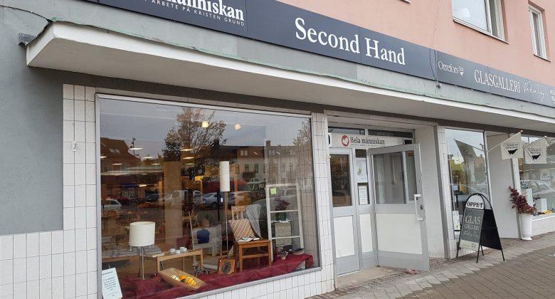 Hela människan Second Hand
