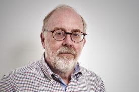 Börje Carlsson, konsulent för Hela Människan Sverige